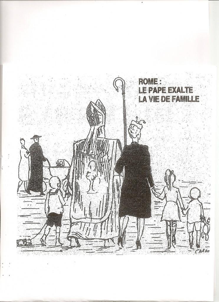 PJ6 Le Pape et la famille