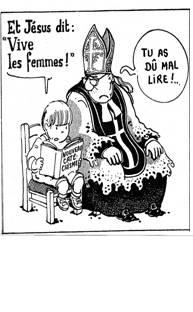 Vive les femmes !